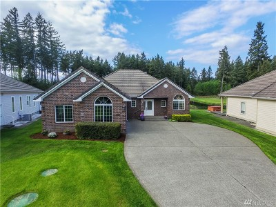 Lacey Single Family Home For Sale: 4312 Campus Green Lp NE