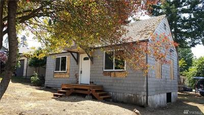 Mason County Single Family Home For Sale: 1709 Boundary St