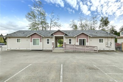 Snohomish Multi Family Home For Sale: 1117 7th St #1-4