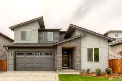 Covington Single Family Home For Sale: 25631 207th (Lot 122) Place SE