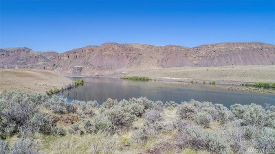 Chelan County, Douglas County Residential Lots & Land For Sale: Colockum Rd