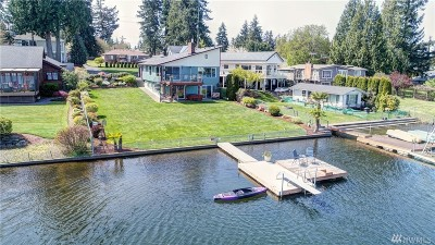 Lynnwood Single Family Home For Sale: 4117 Shelby Rd