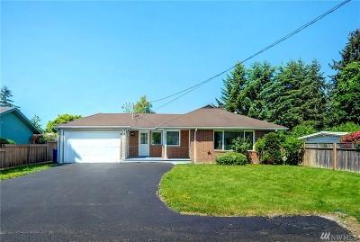 Auburn WA Single Family Home For Sale: $299,000