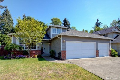 Federal Way Single Family Home For Sale: 31716 12th Place SW
