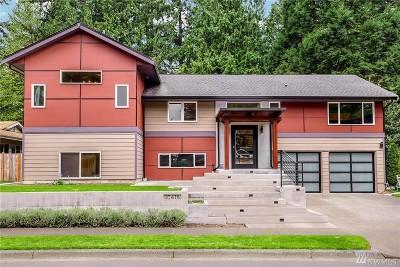 Redmond Single Family Home For Sale: 10415 171st Ave NE