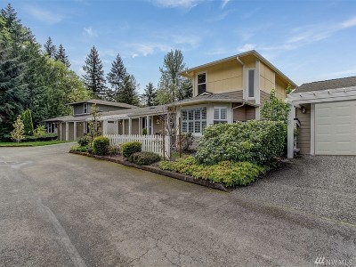 Issaquah Condo/Townhouse For Sale: 22458 SE 37th Terr