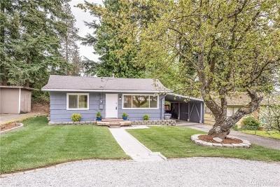 Renton Single Family Home For Sale: 3619 NE 7th Place