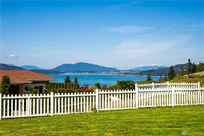Anacortes Single Family Home Pending Inspection: 14229 Hemlock Place