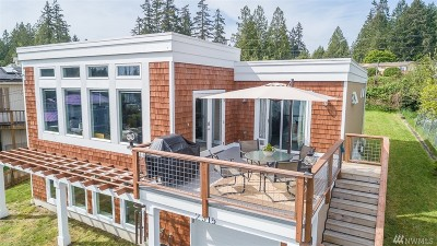 Olympia Single Family Home For Sale: 2315 Island Dr NW