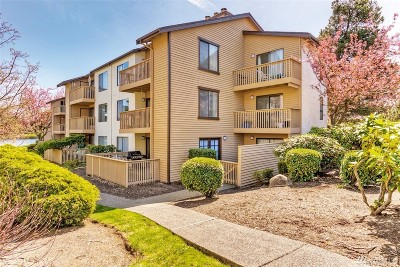 Federal Way Condo/Townhouse For Sale: 1014 S 312th St #431