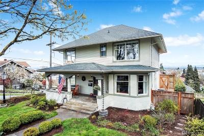 Everett Single Family Home For Sale: 3301 Grand Ave