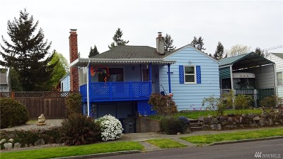 Burien Single Family Home For Sale: 13417 1st Ave SW