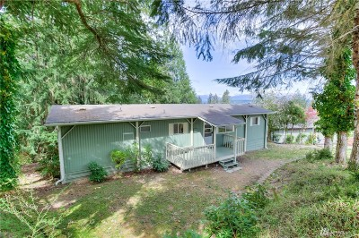 Union Single Family Home For Sale: 480 E Olympic Vista Dr