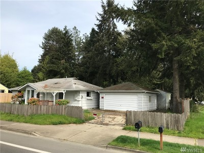 Tumwater Single Family Home For Sale: 6910 Littlerock Rd SW
