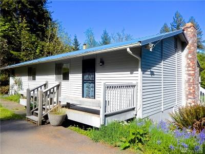Port Orchard Single Family Home For Sale: 3810 Harper Hill Rd SE
