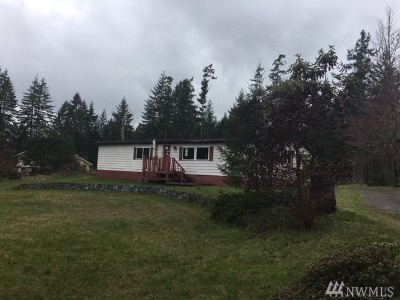 Port Orchard Single Family Home For Sale: 11750 Helena Trail SW