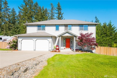 Port Orchard Single Family Home For Sale: 11961 Mayfair Ave SW