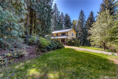 Issaquah Single Family Home For Sale: 14705 247 Place SE