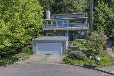 Anacortes Single Family Home For Sale: 3007 Rye Ct