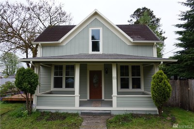 Elma Single Family Home Contingent: 615 W Anderson St