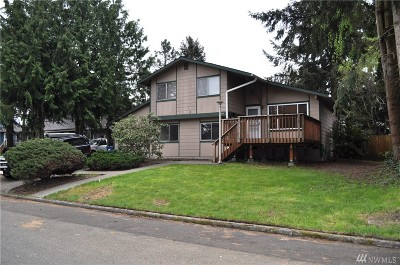 Single Family Home Sold: 4227 S 297th Place