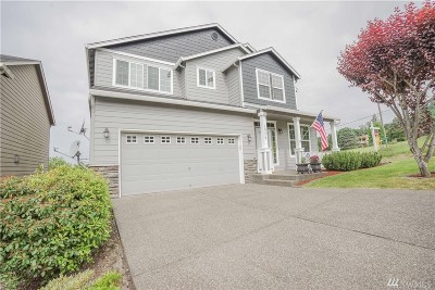 Washougal Single Family Home For Sale: 1579 54th St