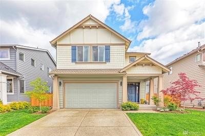 Port Orchard Single Family Home For Sale: 4333 Novak Dr SW