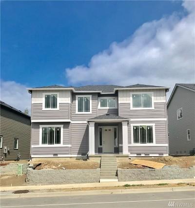 Gig Harbor Single Family Home Contingent: 4079 Sawtooth Ct #69