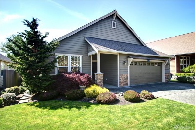 Mount Vernon Single Family Home For Sale: 1633 Grand Ave