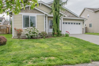 Single Family Home Sold: 1019 Alger Place