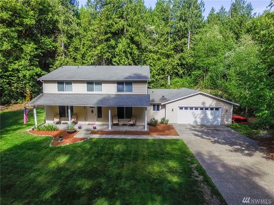 Gig Harbor Single Family Home For Sale: 13021 Thomas Rd NW