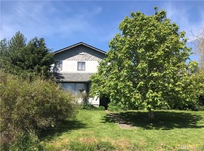 Centralia Single Family Home For Sale: 1663 Big Hanaford Rd