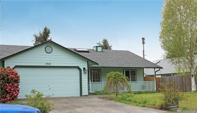 Lacey WA Single Family Home For Sale: $279,900