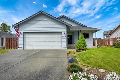 Blaine Single Family Home Sold: 4406 Carstan Lp
