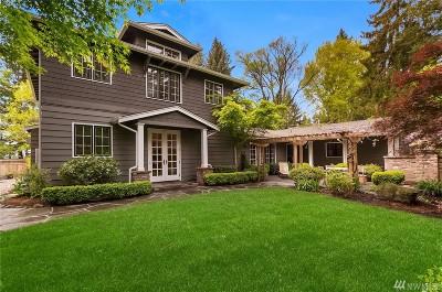 Bellevue Single Family Home For Sale: 2405 126th Ave NE