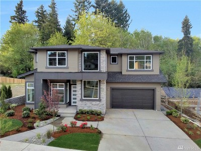 Redmond Single Family Home For Sale: 13284 NE 110th Place