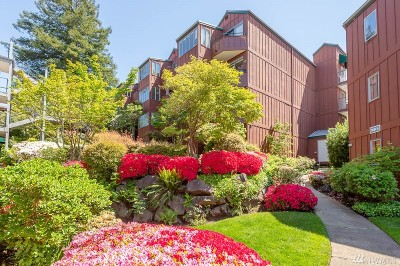 Edmonds Condo/Townhouse For Sale: 1024 5th Ave S #B204
