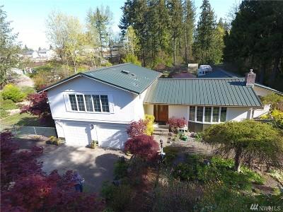 Covington Single Family Home For Sale: 24904 183rd Place SE