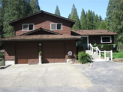 Bothell Single Family Home For Sale: 22528 61st Ave SE