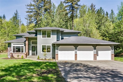 Maple Valley Single Family Home Contingent: 16847 234th Wy SE