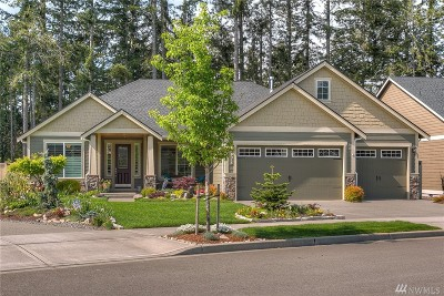 Lacey Single Family Home For Sale: 9014 Bristonwood Dr NE