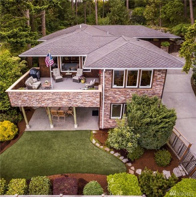 Anacortes Single Family Home For Sale: 2808 Morrison Ct