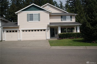 Maple Valley Single Family Home For Sale: 26220 235 Ave SE