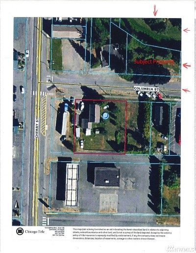 Sumas Residential Lots & Land For Sale: 124 Columbia St