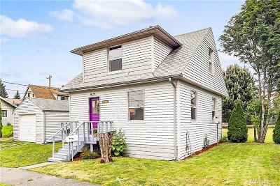 Seattle Single Family Home For Sale: 1114 S Pearl St