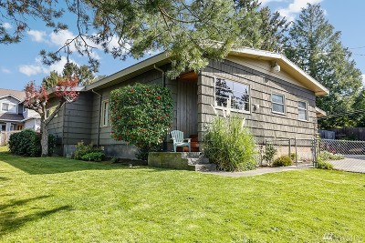 Shoreline Single Family Home For Sale: 19508 15th Ave NW