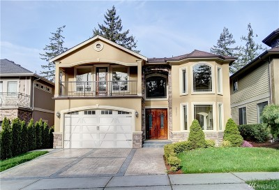 Federal Way Single Family Home For Sale: 33337 42nd Ave SW