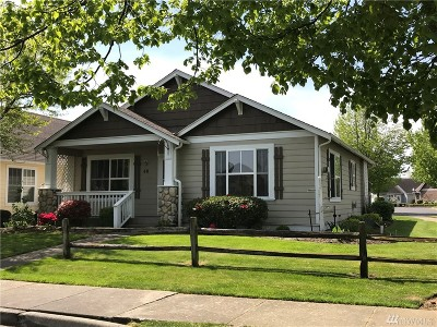 Lynden Single Family Home Sold: 500 Fieldstone Lp #40