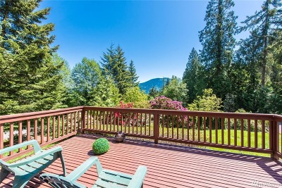 Issaquah Single Family Home For Sale: 1110 Ridgewood Place SW