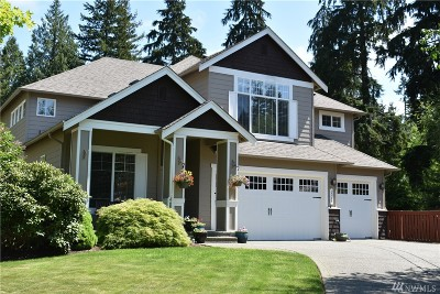 Port Orchard Single Family Home For Sale: 2268 SE Bandera Ct